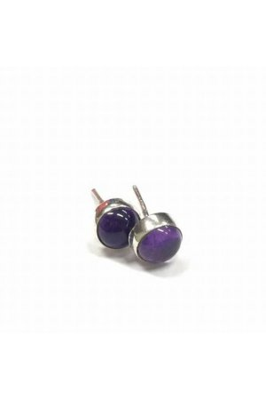 My Unique Style Shine Studs - Amethyst