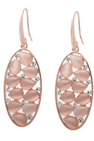 Viva by Tendenza | Oorbellen | Peach Drops