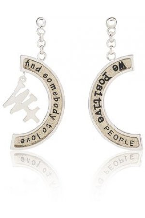 We Positive™ Earrings Gold ER029